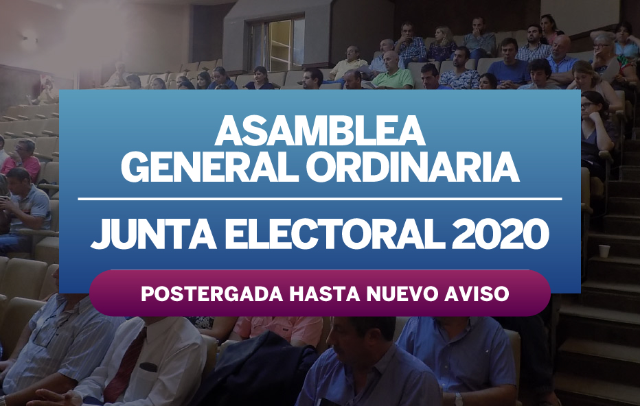 asamblea general ordinaria convocatoria veterinaria